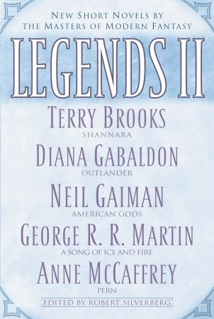Legends II cover